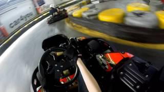 F1 Karting Warszawa - 17.09.2016 - Najlepszy Czas: 34.113