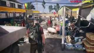 Tom Clancy's Ghost Recon Wildlands Gameplay Trailer Ps4 E3 2015