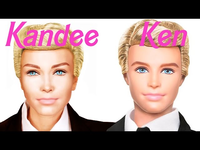 This woman transformed herself into a Ken doll, we're kinda