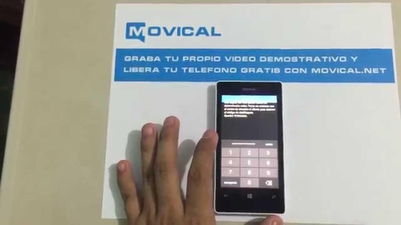Desbloquear nokia lumia 52 liberar de metropcs en movical - Movical net liberar ...
