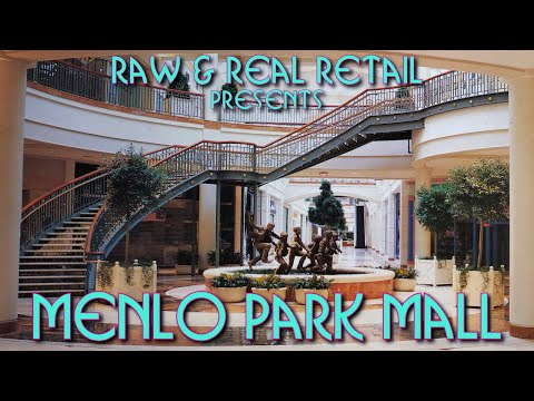 Menlo Park Mall - Raw & Real Retail