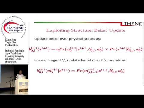 """ICAPS 2015: """"Individual Planning in Agent Populations: Exploiting Anonymity and Frame-Action ..."""""""