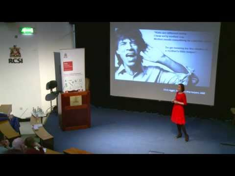 RCSI MiniMed Lecture Series 2014/2015 - 'Mammy's Little Helper - Anxiety medicine' - Dolores Keating