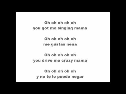 Dutty Love (LYRICS/LETRA) - Don Omar ft Natti Natasha