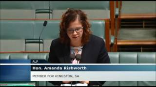 Amanda Rishworth MP: Tribute