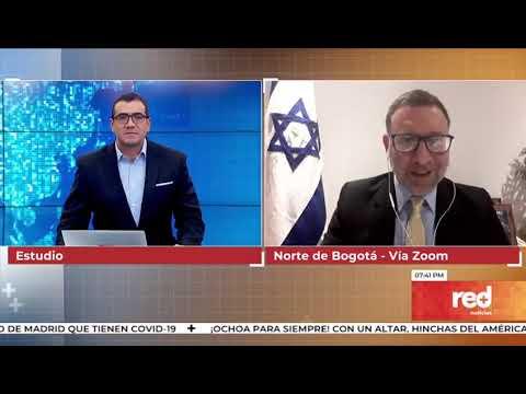 Entrevista Embajador Christian Cantor Red Más Noticias