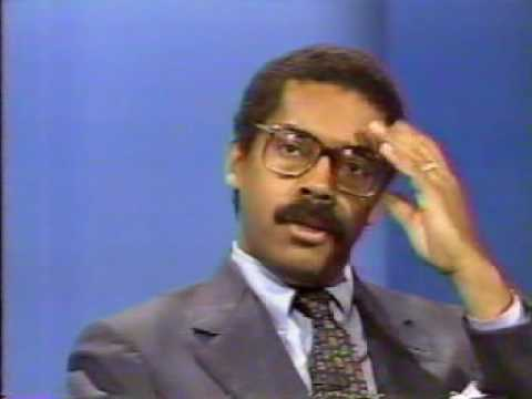 """S26E28 Firing Line with William F. Buckley, """"The Split in the Black Community"""" 1108"""