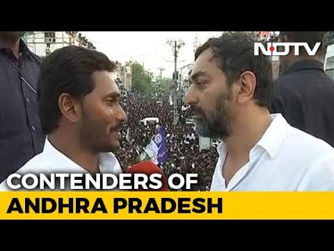Truth vs Hype Contenders: Jagan Reddy vs Chandrababu Naidu