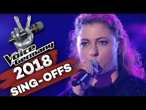 Imagine Dragons - Believer (Lia Joham)   The Voice of Germany   Sing-Offs thumbnail