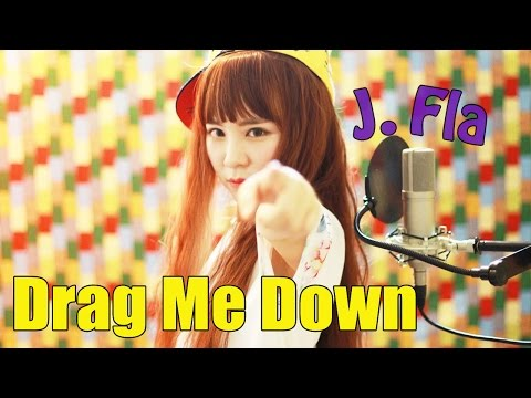 Drag Me Down - One Direction ( soul version cover by J.Fla )