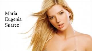 Top 25 Most beautiful Argentinian women thumbnail