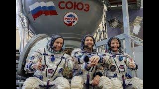 Regardez le décollage de la mission Expedition 58