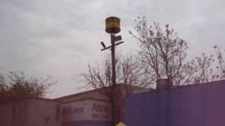 SD-10 Siren Test