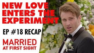 Episode 18 recap: Two new couples 'raise the stakes' in the experiment | MAFS 2019