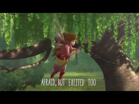 Strange Sight Tinkerbell And The Legend Of NeverBeast Video Lyrics