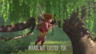 Strange Sight Tinkerbell And The Legend Of NeverBeast eo Lyrics