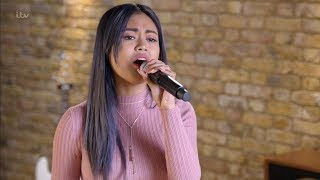 The X Factor UK 2018 Maria Laroco Judges' Houses Full Clip S15E12