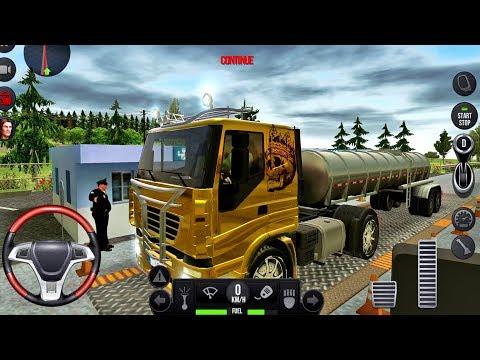 Truck Simulator 2018 Europe #19 - Truck Game Android gameplay