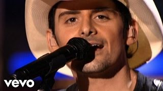 Brad Paisley - Ticks (Live) YouTube Videos