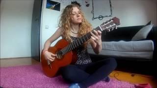 Zdravko Colic Ti Si Mi U Krvi Guitar Cover