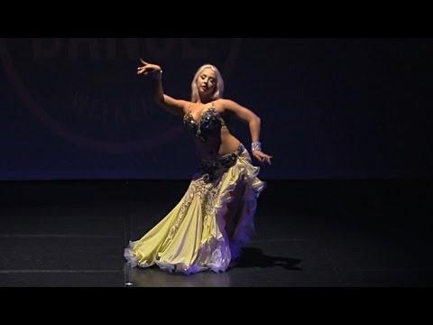"NEW! DIVA DARINA 2016 Modern Baladi in Portugal, Lisbon ""Oriental Dance Weekend"""