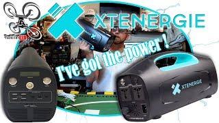 XTENERGIE XT510 Batterie Nomade Polyvalente Review Test Démo / Get the Power !!!