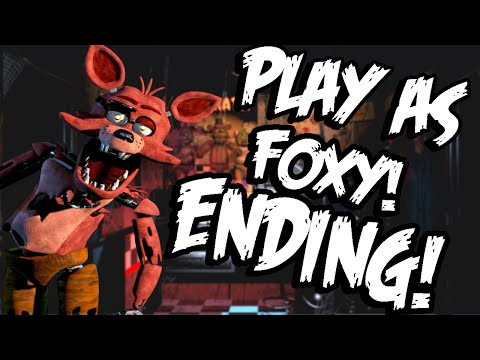 Bonnie Simulator: Part 3 (ENDING) - PLAY AS FOXY! And ALL PLUSHIES!