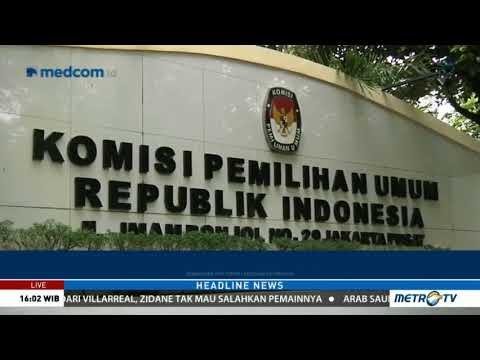 KPU Gelar Pencocokan Dan Penelitian DP4 Mulai 20 Januari