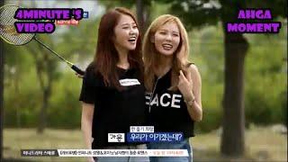 Hyuna Gayoon (AHGA) Moments @4M video