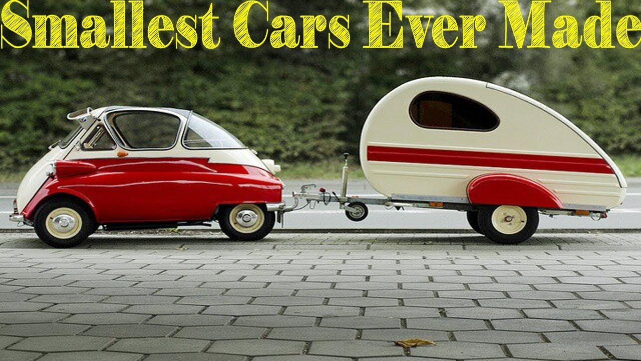 10 Of The Smallest Cars Ever Built Made