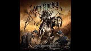 ANTI MORTEM   Black Heartbeat