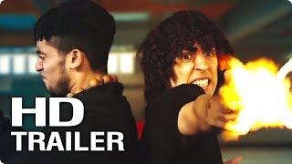 LEEGENDARYA - BROS  Teaser Trailer (2017) | Derny  feat. Jay & Arya