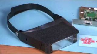 Бинокулярная лупа(Подписывайтесь на нашу группу Вконтакте — http://vk.com/chipidip, и Facebook — https://www.facebook.com/chipidip * Для тех кто по своей..., 2009-06-10T11:26:58.000Z)