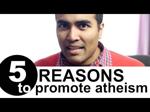 5 Good Reasons to Promote Atheism