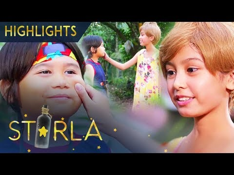 Stella says goodbye to Tonton | Starla (With Eng Subs)