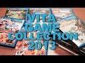 Playstation Vita (PSVITA) Game Collection (Physical Retail Games) 11/27/2013