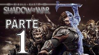Middle-Earth: Shadow of War | Gameplay en Español latino | Parte 1 - No Comentado (PC Ultra)