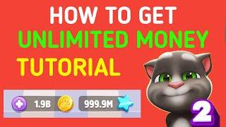How to get Unlimited Money - My Talking Tom 2 - GAMEPLAY 4U screenshot 4