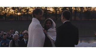 Freezing, Incredibly Beautiful Wedding | Adam + Lauren's Wedding Video (Sycamore Farms)