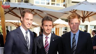 Is David Beckham At The Royal Wedding? He & Prince Harry Go Way Back