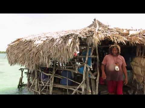 Pelican Bar in the sea (Black River / Treasure Beach, Jamaica 2013)