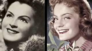 """... magda schneider - magdalena maria """"magda"""" (17 may 1909 – 30 july 1996) was a german actre..."""