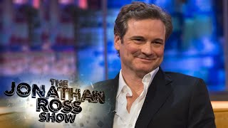 Colin Firth's Road Rage - The Jonathan Ross Show