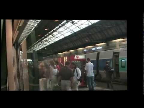 Paris To Lourdes by Train