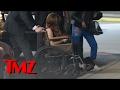 Lady Gaga's Custom Louis Vuitton Wheelchair | TMZ