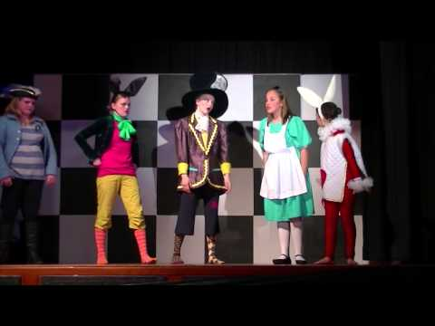 Alice in Wonderland Jr  -  Northlea Elementary Middle School - Toronto April 2015