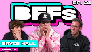 BRYCE HALL BROKE UP WITH ADDISON RAE?! BFFs Ep. 21 FROM LA
