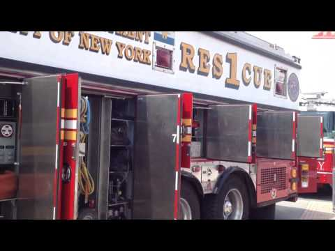 FDNY - Rescue 1 - Rig and Equipment Walk Around