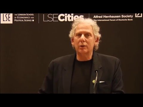 Confronting Climate Change: Can cities be the solution? - Ricky Burdett (Welcome)