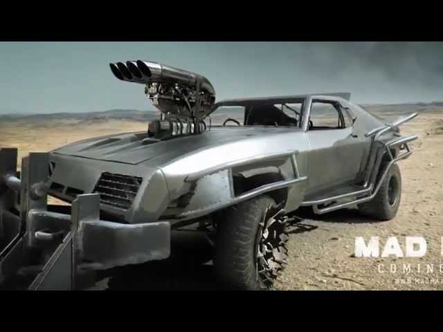 Mad Max trailer reveals West Coast Customs-built vehicle